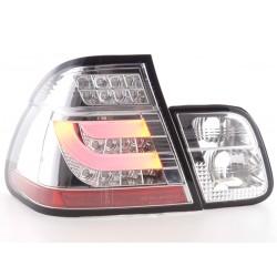 POSTERIORI LED BMW serie 3 Berlina 98 a 01 cromato