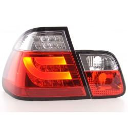 POSTERIORI LED BMW serie 3 Berlina 02 a 05 Rosso/Chiaro