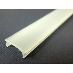 Diffusore Copertura PC Satinata Smerigliato Opaca Per Profilo Alluminio Striscia Led Universale 1 Metro
