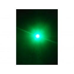 10 Pezzi Micro Mini Lampada Led Con Filo 12V Smd 3528 Colore Verde Luci Spia Per Auto Jeep