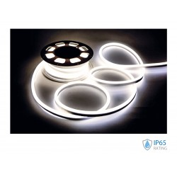 24V Bobina Led Neon Flex Bianco Neutro 4500K 10 Metri IP65 8W/M SKU-2514