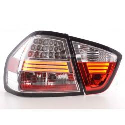 POSTERIORI LED BMW serie 3 E90 05 a 08 cromati