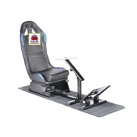 Simulatore Sediolino con moquette EGAMING