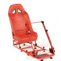 RACING SEAT ROSSO FERRARI Simulatore Sediolino da corsa