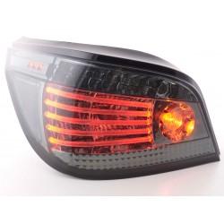 POSTERIORI LED BMW serie 5 E60 03- nero