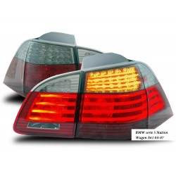 POSTERIORI LED BMW serie 5 Station Wagon E61 04-07