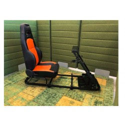 Simulatore Sediolino da corsa su PC e Console di gioco