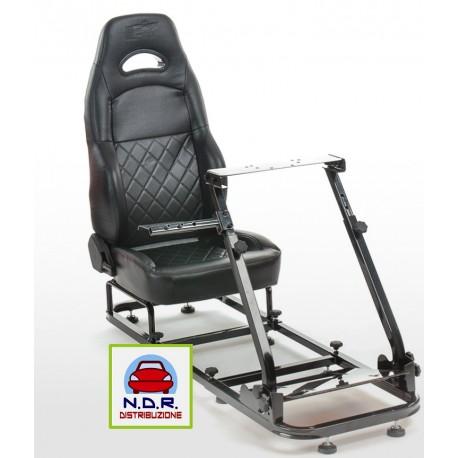 RACING SEAT SIMULATORE FORMULA 1 GTA
