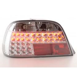 POSTERIORI LED BMW Serie 7 E38 94-98 cromato
