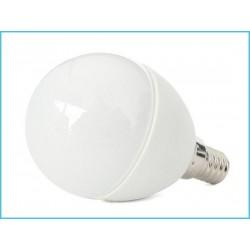 Lampada A Led E14 P45 6W Forma Sfera Bulbo Pallina 240° 220V