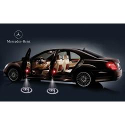 Logo Portiere Mercedes Benz Class E