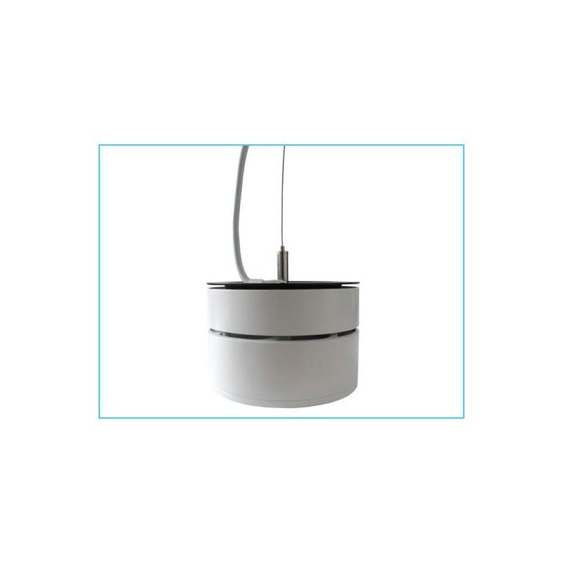 Lampada Faretto Led A Sospensione Moderna Da Soffitto 16W 220V Bianco Caldo