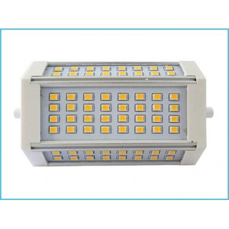 Lampada led r7s lineare 118mm 30w for Lampada alogena lineare led