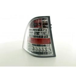 POSTERIORI LED MERCEDES CLASSE M W163 CROMATO