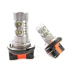 Lampada Led H15 Biluce 50W 12V Canbus