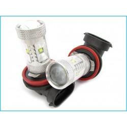 Lampada Led H8 PGJ19-1 30W