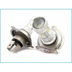Lampada Led H4 P43t 30W 12V