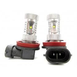 Lampada Led H11 PGJ19-2 30W 12V