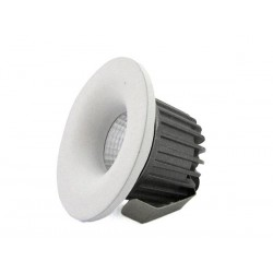 Mini Faretto LED COB 3W Rotondo (foro 40mm)
