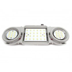 Kit Luci Led Di Cortesia Lettura Frontale VW GOLF