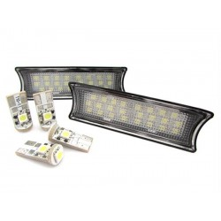 Kit Luci Led Di Cortesia Lettura BMW SERIE 3 E90 E91 E92