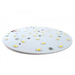 Pannello Led Plate Rotondo 144 Smd 5050