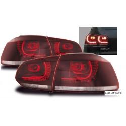 Fanali posteriori LED VW Golf 6