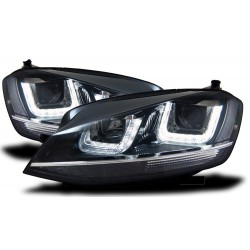 VW Golf VII Fanali anteriori con Luci Diurne LED