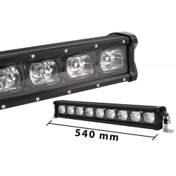 Barra Led Fuoristrada Work Light Bar 63W 54cm