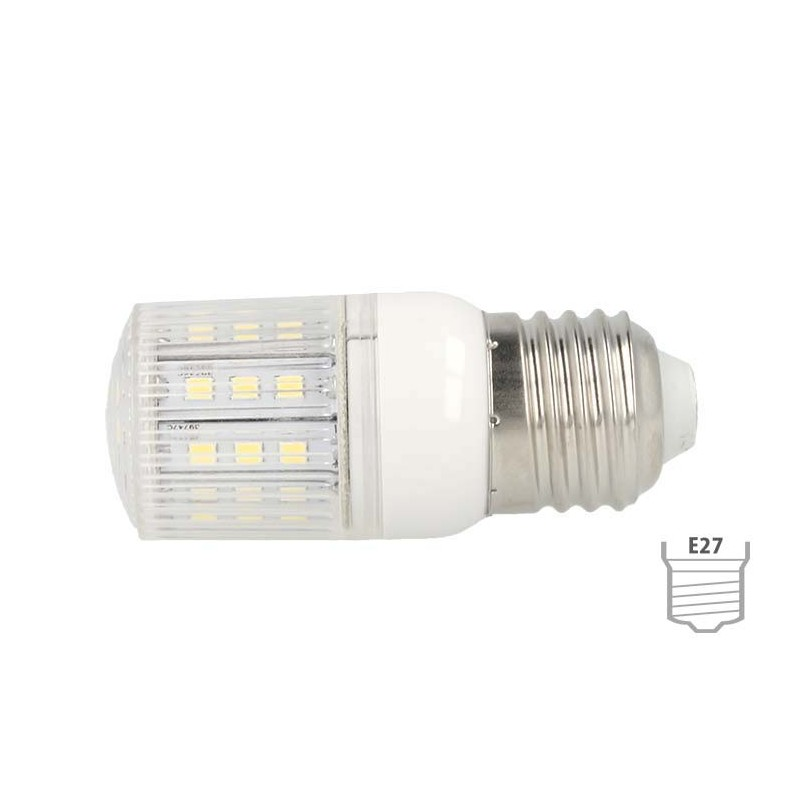 Lampada led e27 4w 220v 12v 24v for Lampade e27 a led
