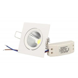 Faretto Led Da Incasso 5W Cob 220V