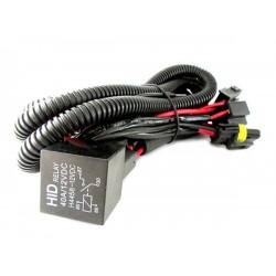 Cablaggio Rele Relay 12V 40A Stabilizzatore Corrente Per Lampada Xenon H7 Tremolio Sfarfallio
