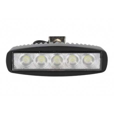 Fanale luci diurne a led drl 24v 15w 5x3w ip67 for Luci diurne a led