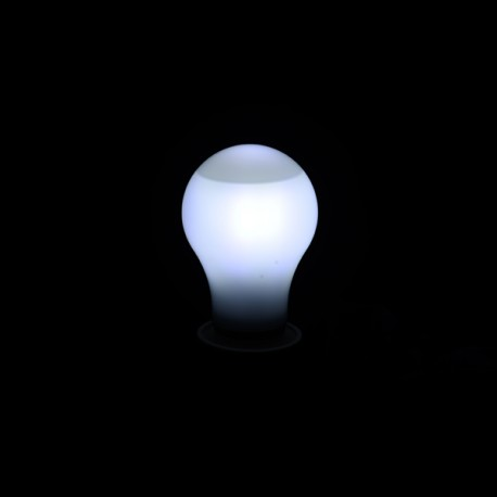 Lampada Led Bulbo E27 con liquido di raffreddamento