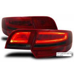 Audi A3 Sportback Smoke Posteriori a LED