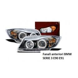 Fanali anteriori BMW SERIE 3 E90 E91