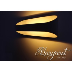 Applique Led Margaret Italian Design Moderna