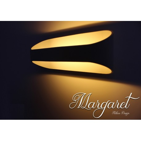 Applique Led Margaret Italian Design Moderna