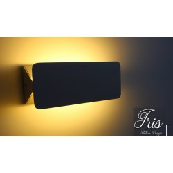 Applique Led IRIS Italian Design bianco caldo