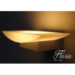 Applique Led Florie Italian Design Moderna 6W Bianco Caldo