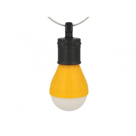 2 LAMPADE LED PER CAMPEGGIO CON INTERRUTTORE