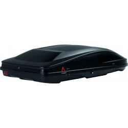 BAULE DA TETTO AUTO KBOX SPARK 520 NERO OPACO