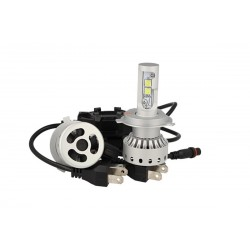 Kit Full Led Canbus H4 40/40W EXTRA CORTA