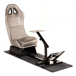 Simulatore Sediolino da corsa su PC e Console di gioco CARBONIO