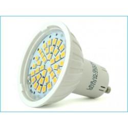 Faretto Lampada LED GU10 3,5W 220V 36 SMD