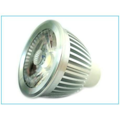 Lampada led gu10 cob 6w 220v for Lampade led 220v