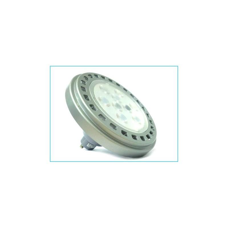 lampada led riflettore gz10 gu10 es111 220v 11w 30 dimmerabile. Black Bedroom Furniture Sets. Home Design Ideas