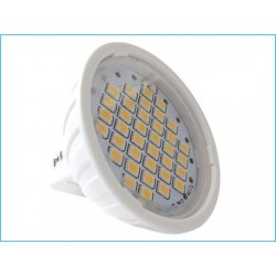 Faretto Lampadina LED GU5,3 MR16 3,5W 36 Led
