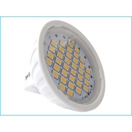 Faretto Lampadina LED GU5,3 MR16 3,5W 36 Led