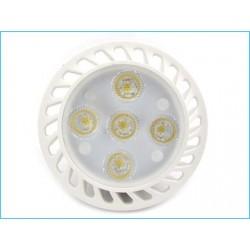 Lampada a LED MR16 GU 5.3 5W